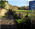 SO8401 : Unsuitable route for heavy goods vehicles, Amberley by Jaggery