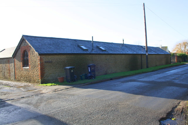 'Old Farmhouse', Abingdon Road