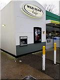 ST3091 : Wild Bean Cafe cash machine, Malpas, Newport by Jaggery