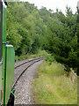 SJ9854 : Railway near Leekbrook Junction, Staffordshire by Roger  Kidd