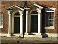 SO8454 : Pair of door portals by Philip Halling