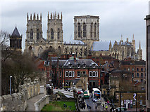 SE6052 : York Minster by Chris Allen