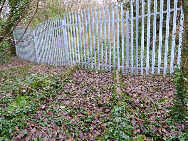 Former James Watt Dock Railway Line