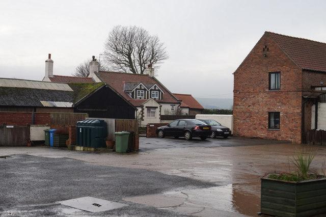 Lingholme Farm, Lebberston