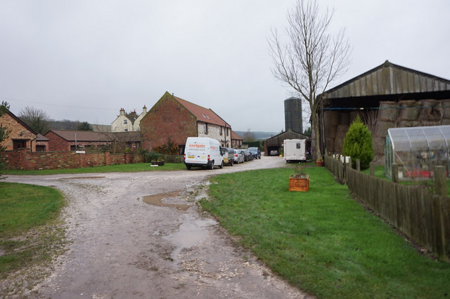 Bridleway at Manor Farm
