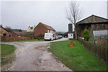 TA0779 : Bridleway at Manor Farm by Ian S
