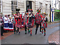 SO8505 : Morris Dancers, Stroud by Chris Allen