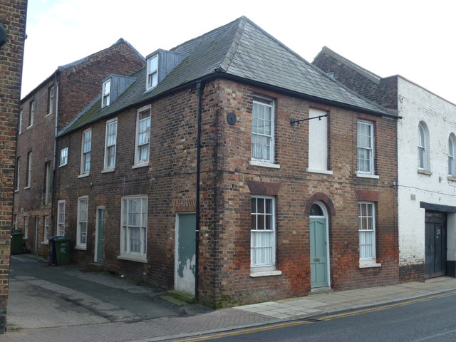 The Anchor - Public Houses, Inns and Taverns of Wisbech