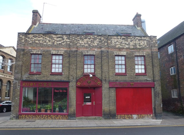 The New Bell Inn - Public Houses, Inns and Taverns of Wisbech