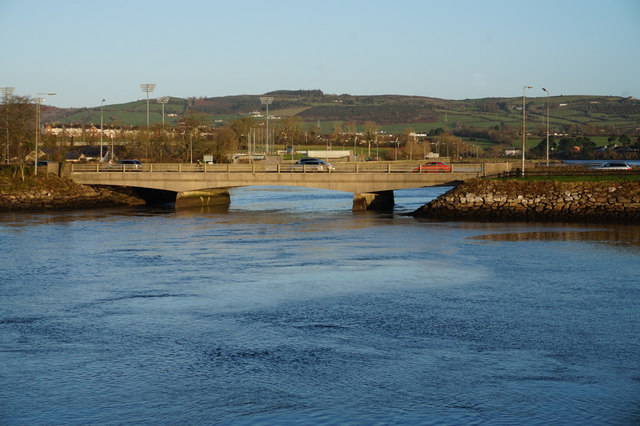 Road bridge over the River Colligan, Dungarvan