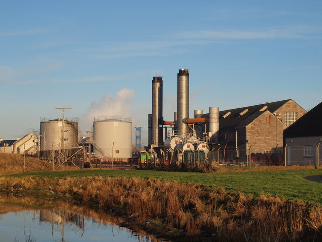 Kirkwall Power station
