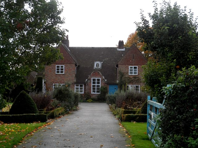 The Old Rectory, Dallinghoo