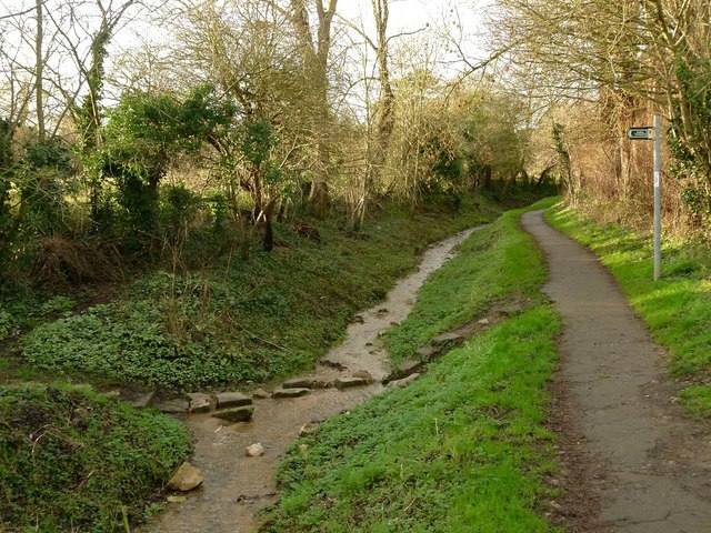 Sinc Stream and stepping stones