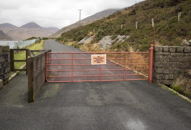 Gate, Silent Valley