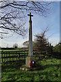 TG1106 : Wramplingham War Memorial by Adrian S Pye