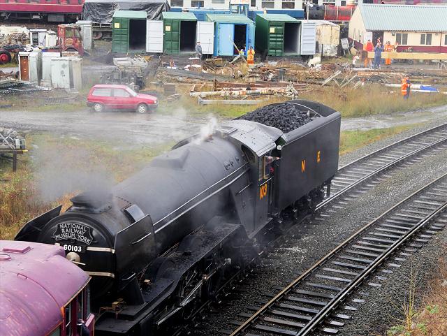 Scotsman in Steam, East Lancashire Railway