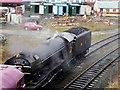 SD8010 : Scotsman in Steam, East Lancashire Railway by David Dixon