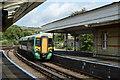 TQ4109 : Brighton Train pulls into Lewes Station by N Chadwick