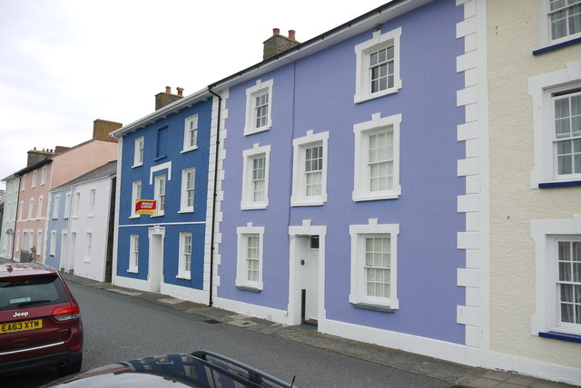 Coloured Houses of West Wales (12)