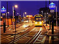 SJ9399 : Ashton-Under-Lyne Metrolink terminus by David Dixon