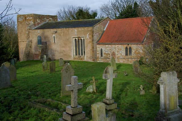Church of St Mary, Barnetby le Wold
