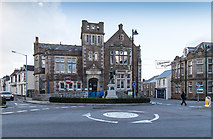SW6439 : Camborne Library by David P Howard