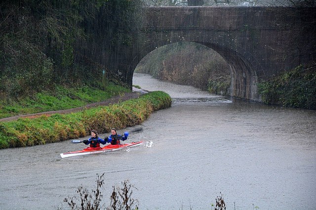 Tiverton : Grand Western Canal