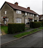 SO5140 : Row of four houses, Esmond Road, Hereford by Jaggery