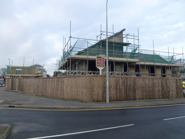 The Blackfriars (Site of) - Public Houses, Inns and Taverns of Wisbech