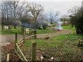 TQ1761 : Oak Field Stables by Hugh Venables