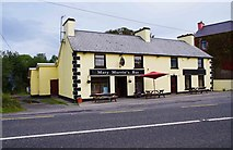 G7477 : Mary Murrin's Bar, Bruckless, Co. Donegal by P L Chadwick