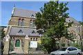 TQ3981 : Former Church of St Luke by N Chadwick