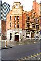 SJ8498 : The Pasta Factory, 77 Shudehill by David Dixon