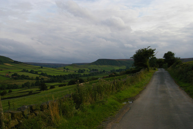Castle Lane, Little Fryup Dale
