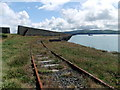 SM9539 : North breakwater, Fishguard harbour (1) by ceridwen