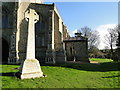 TG0117 : Swanton Morley War Memorial by Adrian S Pye