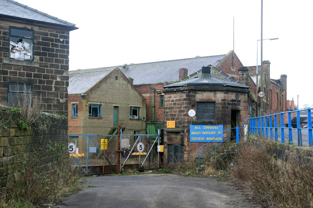Former Butterley Works