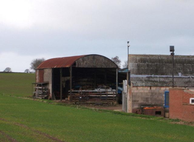 Barn, Page Farm