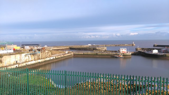 Seaham South Dock