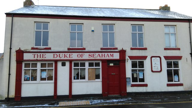 The Duke of Seaham