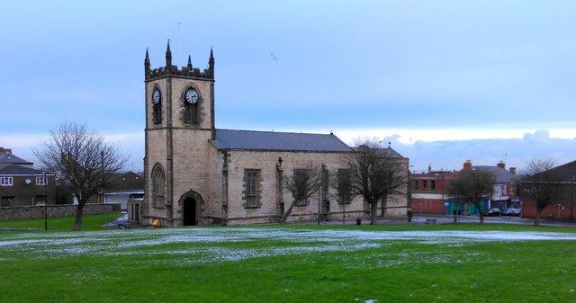 Parish Church of St.John's, New Seaham