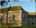 SK9117 : Church of St Nicholas, Thistleton by Alan Murray-Rust