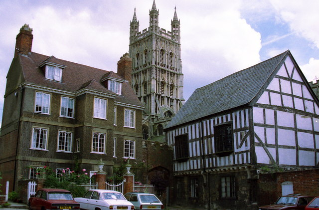 Gloucester Cathedral and Buildings