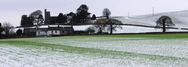 Preston Patrick in winter