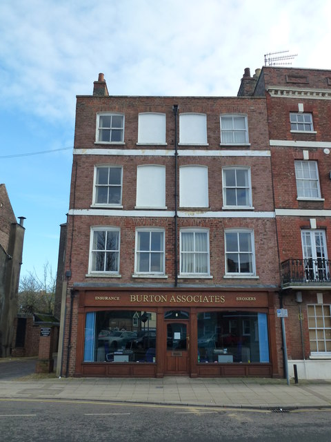 The Vine Inn - Public Houses, Inns and Taverns of Wisbech