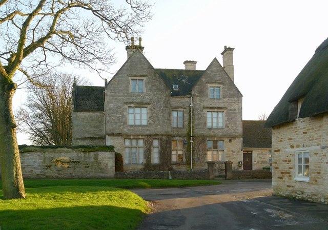 The Manor House, Market Overton