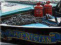 TQ3380 : 'Phoenician' - St Katharine Dock by Stephen McKay