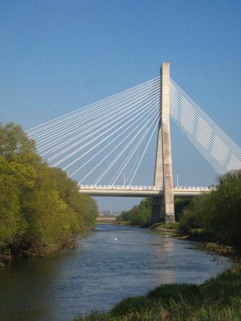 Mary McAleese Boyne Valley Bridge