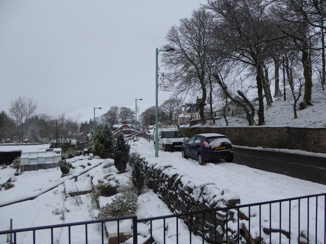 Main Street, Leadhills