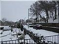 NS8815 : Main Street, Leadhills by Alan O'Dowd